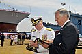 US Navy 110507-N-ZB612-216 Chief of Naval Operations (CNO) Adm. Gary Roughead autographs programs.jpg