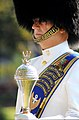 US Navy 110817-N-FC670-311 Master Chief Musician Joe D. Brown, Jr., drum major of the U.S. Navy Band Ceremonial Unit, prepares to lead the band dur.jpg
