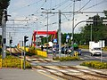 Ulica Gdańska przy wiadukcie kolejowym.jpg