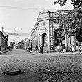 Ulica Tomása Garrigue Masaryka - ulica Zeleznicná sarok. Fortepan 53939.jpg