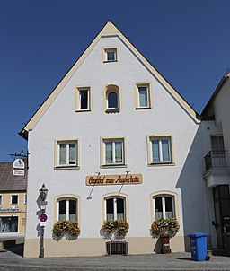 Ulrichstraße in Abensberg