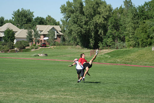 Ultimate Frisbee Colorado Cup 2005