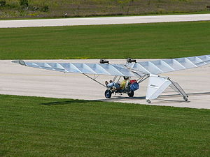 Ultralight aircraft (United States) - An Ultraflight Lazair