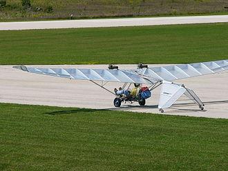 Ultralight aircraft (United States) - An Ultraflight Lazair