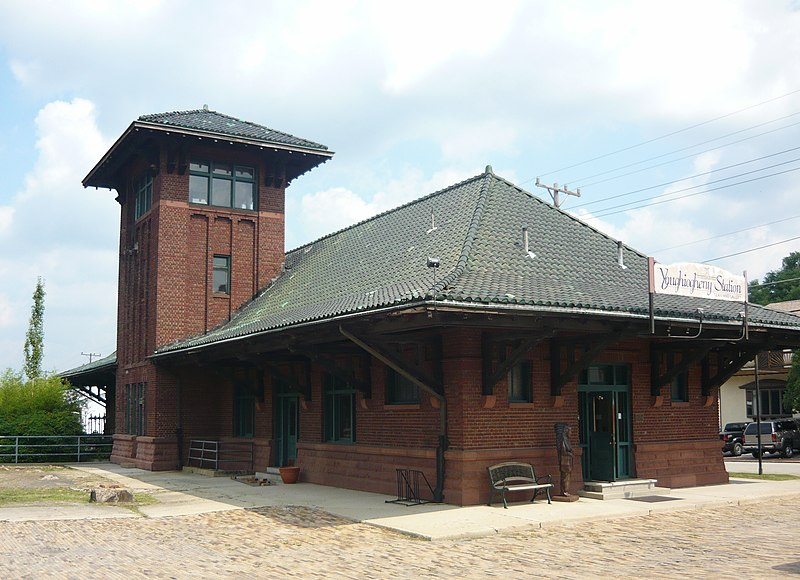 Railroad Stations For Sale Of Train Station For Sale In Connelsville