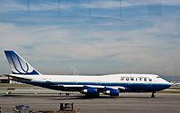 United Airlines Boeing 747-400 N177UA San Francisco International Airport - 2.jpg