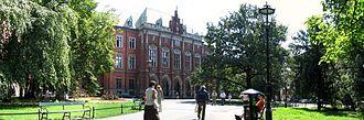 Klymentiy Sheptytsky - Jagiellonian University