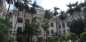 Education in India - University of Calcutta, established on 1857, was the first multidisciplinary and secular Western-style institution in Asia.