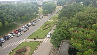 Lusaka - University of Zambia Campus