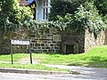 Unusual Wall Feature - geograph.org.uk - 905701.jpg