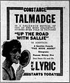 Up the Road with Sallie (1918) - Ad 1.jpg