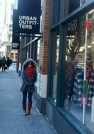 Urban Outfitters - Urban Outfitters former UWS location in New York City