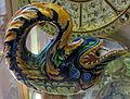 Urbino, acquamanile a forma di delfino, 1550-1575 ca..JPG