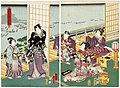 Utagawa Kunisada II - Hanamurasaki and the False Genji.jpg
