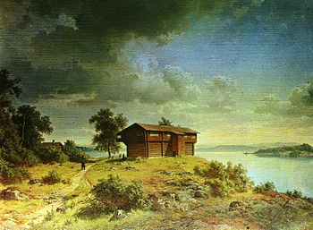 Utsigt af Ornäs maling af Edward Bergh.jpg