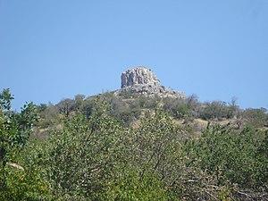 Ostrovica Fortress - Image: Utvrda Ostrovica (Croatia) zapad