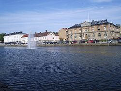 Vänersborg in July 2006