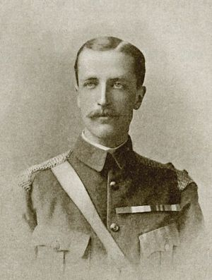 Earl of Dunmore - Alexander Murray, 8th Earl of Dunmore, VC, DSO, MVO, DL