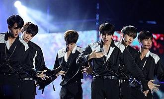 VIXX - VIXX performing at Korea Sale Festa in September 2016