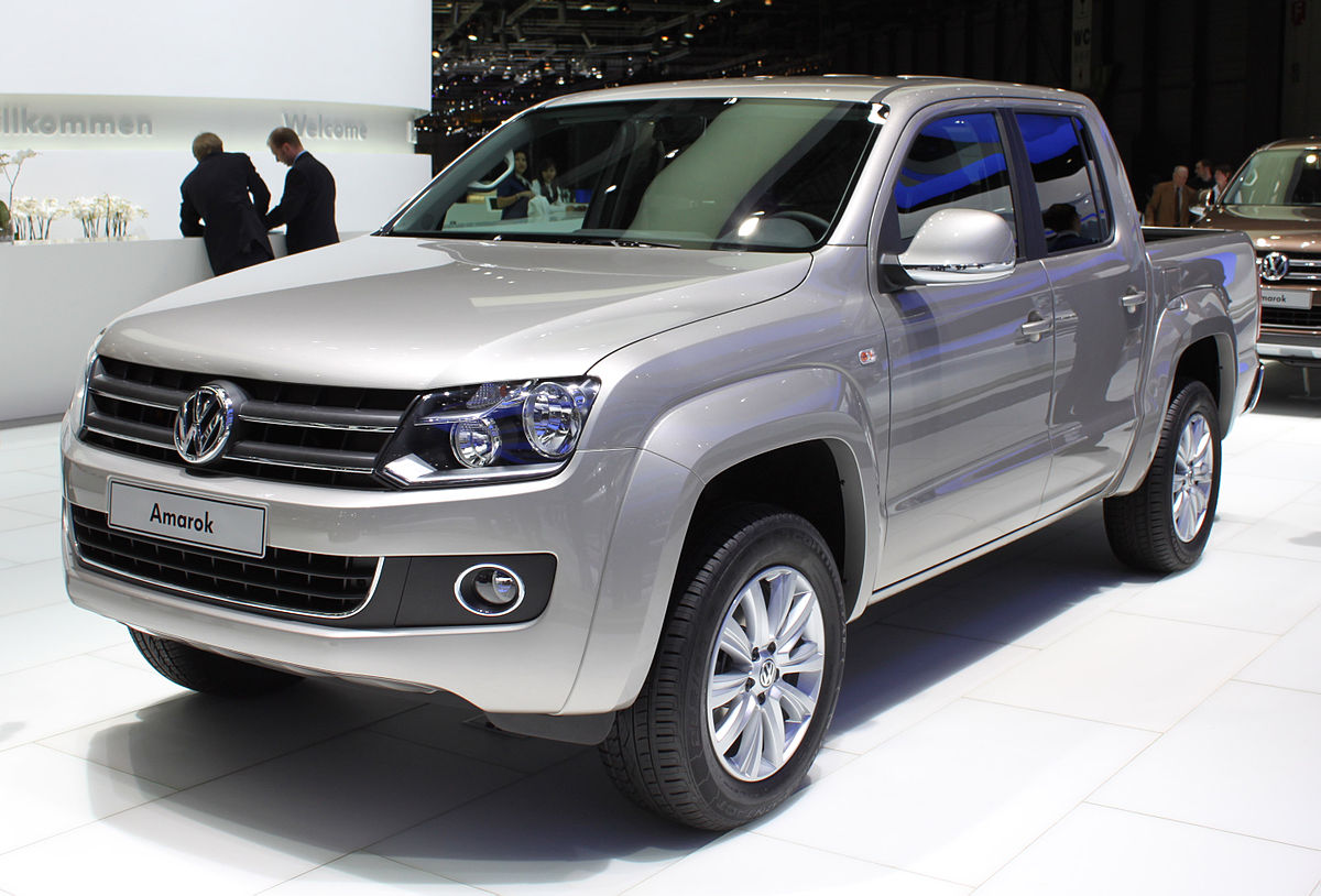 volkswagen amarok wikip dia. Black Bedroom Furniture Sets. Home Design Ideas