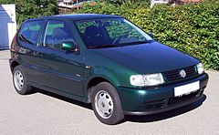 Volkswagen Polo III przed face liftingiem