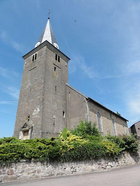 Vacqueville (M-et-M) église