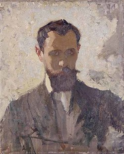 Valette   autoportrait, 1912
