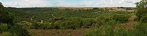 Valle Edén - View of Valle Edén