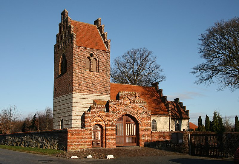 DK: Church of the Magi opens in Vallensbæk