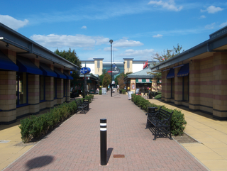 Valley Centertainment leisure and entertainment complex in the Don Valley in Sheffield, England