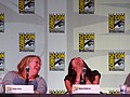 Vampire Diaries Panel at the 2011 Comic-Con International (5985921690).jpg