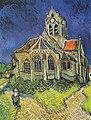 Van Gogh - Die Kirche von Auvers.jpeg