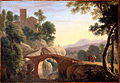 Van Swanevelt, Herman - Italian Landscape with Bridge - Google Art Project.jpg