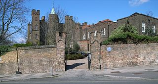 Grade I listed house in Royal Borough of Greenwich, United Kingdom