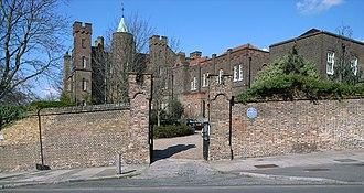 John Vanbrugh - Vanbrugh Castle