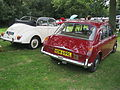 Vanden Plas Princess 1300 &, Morris Minor Convertible (7895885756).jpg