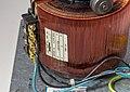 Variable autotransformer 0-220 V, 4 A, 880 VA-1098.jpg