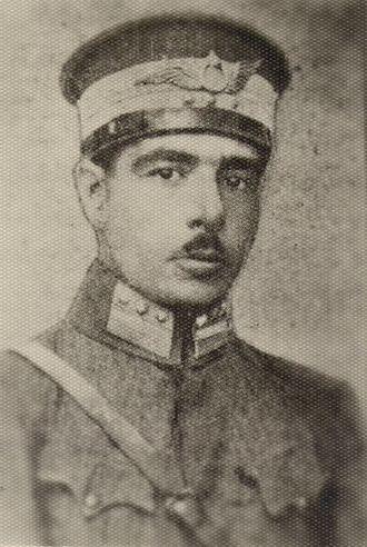 Vecihi Hürkuş - A portrait of Vecihi Hürkuş.