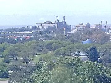 Ventana de Biblioteca Nacional (Piso 5).jpg