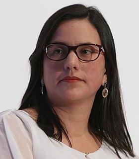 Verónika Mendoza Peruvian politician