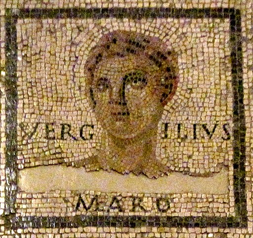 Vergilio mosaico de Monno Landesmuseum Trier3000