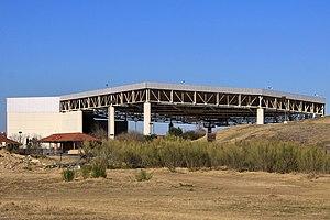 Verizon Wireless Amphitheater (Selma, Texas) - Image: Verizon wireless amphitheater selma texas