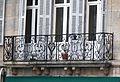 Vesoul - hôtel Pétremand - balcon ouest.JPG