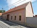 Veszprém 2016, műemlék lakóház, Szent István utca 42.jpg
