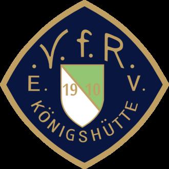 AKS Chorzów - Logo of VfR Königshütte