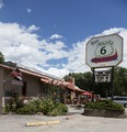 Vic's Route 6 Grillhouse, a restaurant along U.S. Highway 6 in Glenwood Springs, Colorado LCCN2015633552.tif