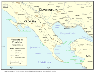United Nations Security Council Resolution 1222 - Prevlaka peninsula