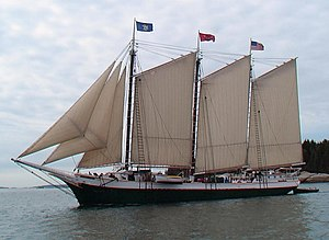 Victory Chimes (schooner) - Image: Victory Chimes