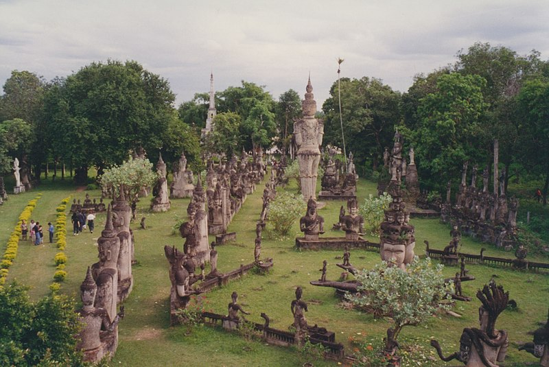 Beautiful Places to Visit in Laos