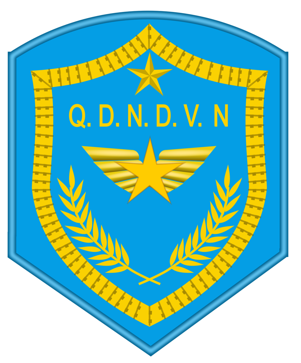 Vietnam People's Air Force insignia